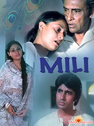 Poster of Mili (1975) - (Hindi Film)