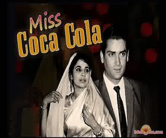 Poster of Miss Coca Cola (1955)