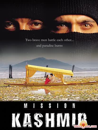 Poster of Mission Kashmir (2000) - (Hindi Film)