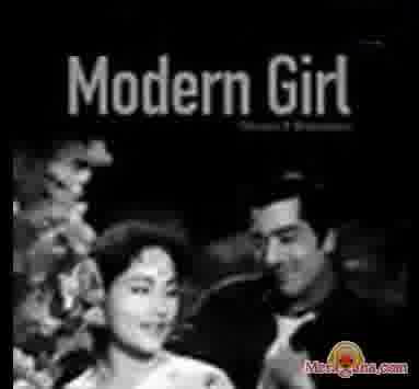 Poster of Modern Girl (1961) - (Hindi Film)