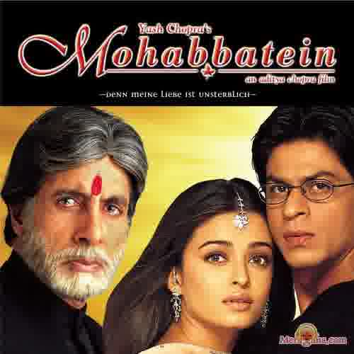Poster of Mohabbatein (2000) - (Hindi Film)