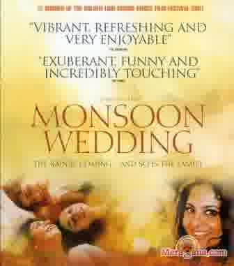 Poster of Monsoon Wedding (2001) - (Hindi Film)