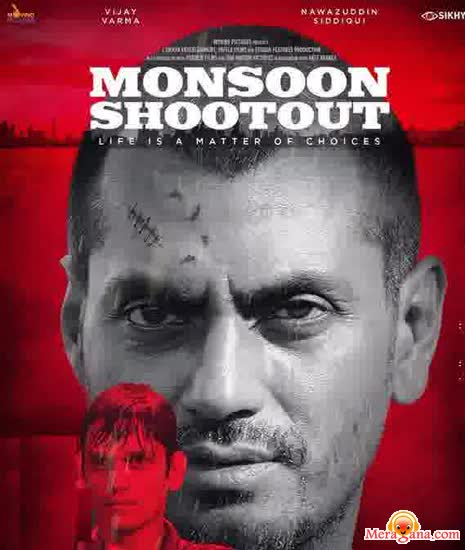 Poster of Monsoon Shootout (2017)