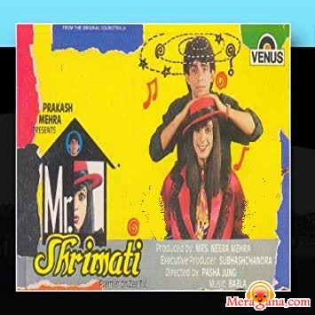 Poster of Mr Shrimati (1994) - (Hindi Film)