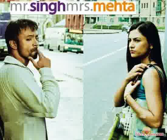 Poster of Mr Singh Mrs Mehta (2010)