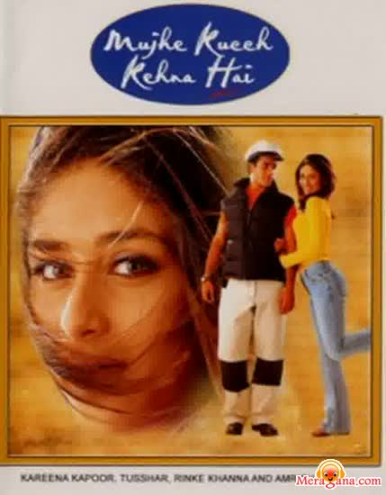 Poster of Mujhe Kucch Kehna Hai (2001) - (Hindi Film)