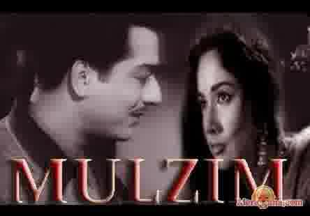 Poster of Mulzim (1963) - (Hindi Film)