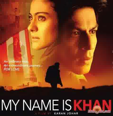 Poster of My Name Is Khan (2010)