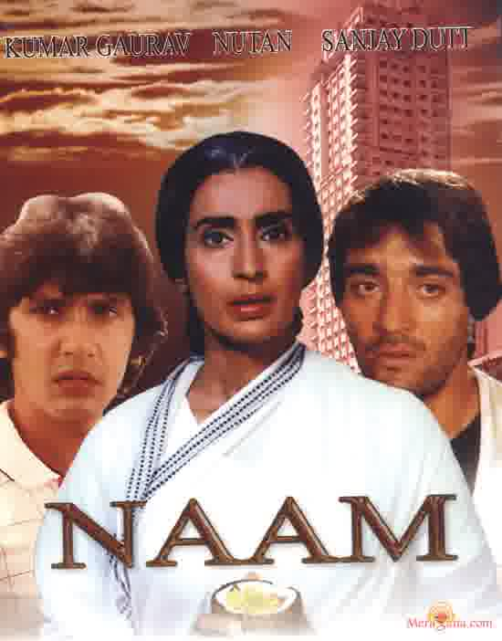 Poster of Naam (1986) - (Hindi Film)