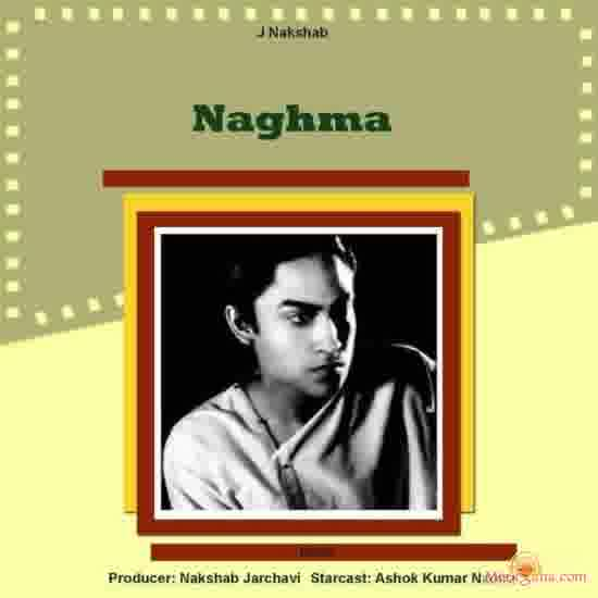 Poster of Naghma (1953)