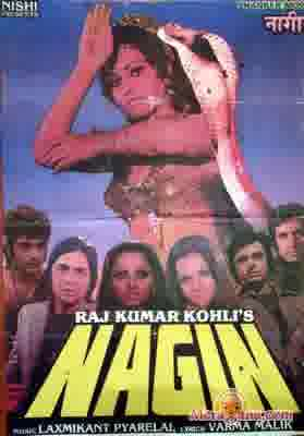 Poster of Nagin (1976) - (Hindi Film)