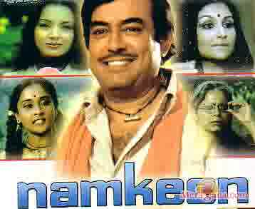 Poster of Namkeen (1982) - (Hindi Film)