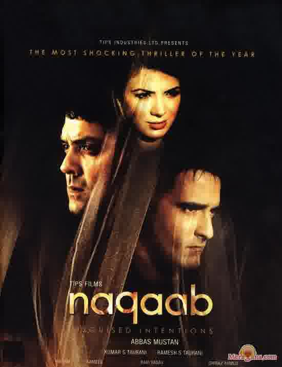 Poster of Naqaab (2007) - (Hindi Film)