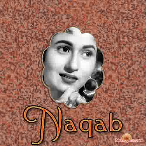 Poster of Naqab (1955) - (Hindi Film)