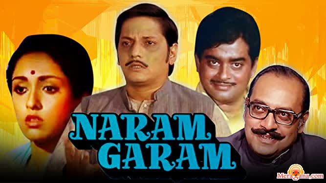 Poster of Naram Garam (1981) - (Hindi Film)