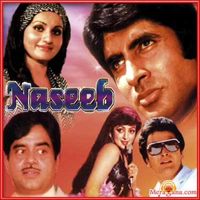 Poster of Naseeb (1981) - (Hindi Film)