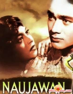 Poster of Naujawan (1951) - (Hindi Film)