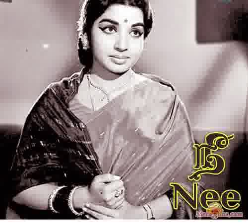 Poster of Nee (1965) - (Tamil)