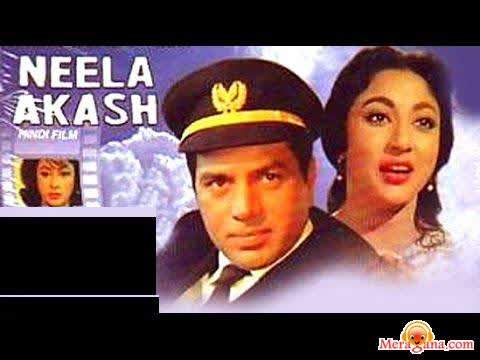 Poster of Neela Akash (1965) - (Hindi Film)