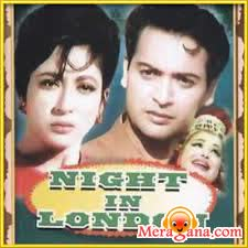 Poster of Night In London (1967) - (Hindi Film)