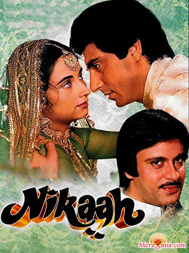 Poster of Nikaah+(1982)+-+(Hindi+Film)