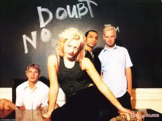 Poster of No Doubt - (English)