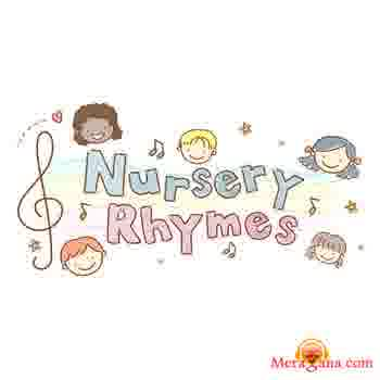 Poster of Nursery Rhymes (English)