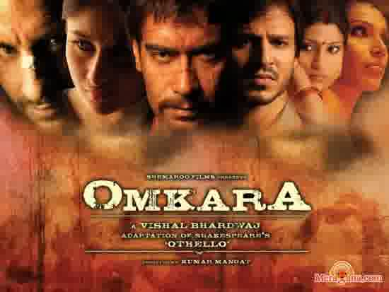 Poster of Omkara (2006) - (Hindi Film)