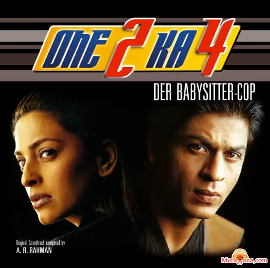 Poster of One 2 Ka 4 (2001) - (Hindi Film)