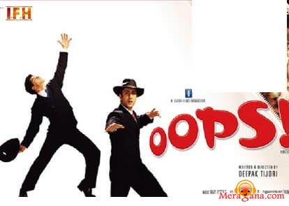 Poster of Oops! (2003) - (Hindi Film)