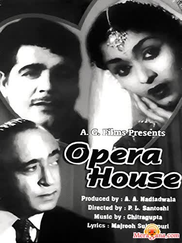 Poster of Opera House (1961) - (Hindi Film)