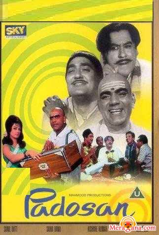 Poster of Padosan (1968) - (Hindi Film)