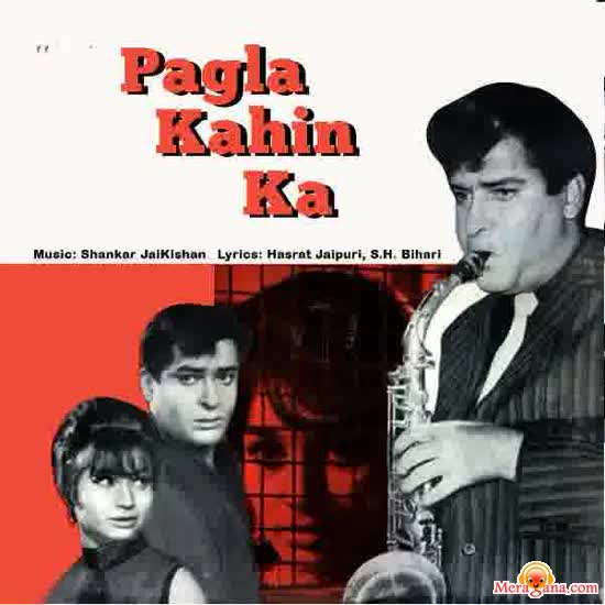 Poster of Pagla Kahin Ka (1970) - (Hindi Film)