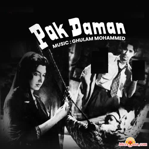 Poster of Pak Daman (1957) - (Hindi Film)