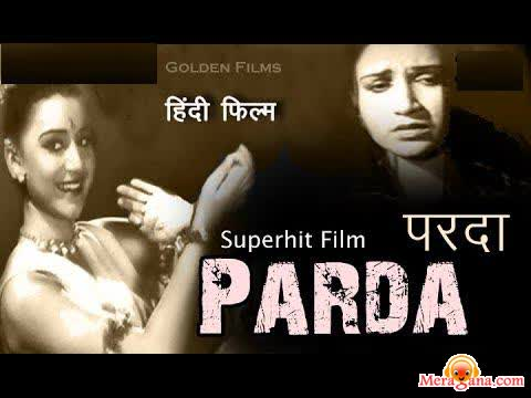 Poster of Parda (1949)