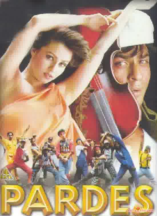 Poster of Pardes (1997) - (Hindi Film)