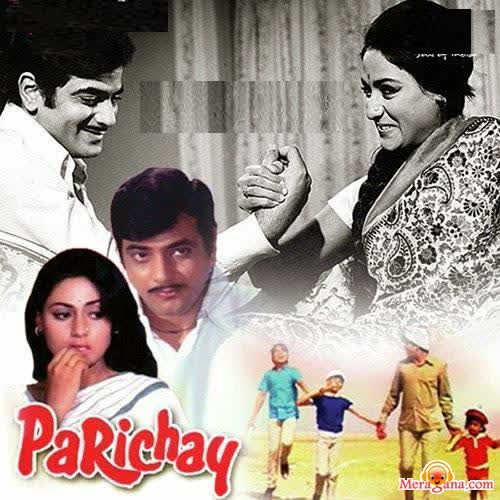 Poster of Parichay (1972) - (Hindi Film)