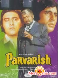 Poster of Parvarish (1977) - (Hindi Film)