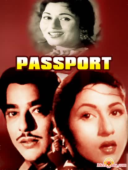 Poster of Passport (1961) - (Hindi Film)