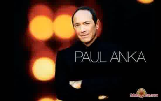 Poster of Paul Anka - (English)