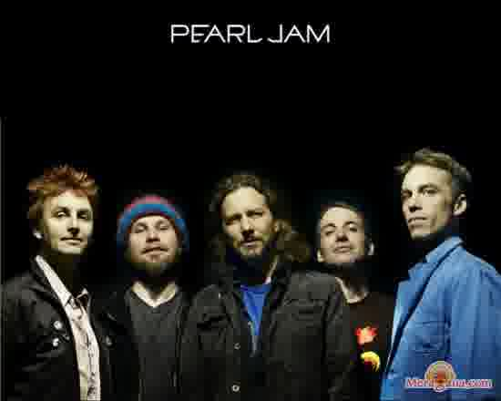 Poster of Pearl Jam - (English)