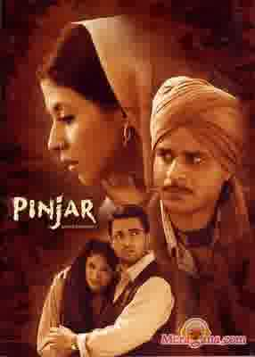 Poster of Pinjar (2003) - (Hindi Film)