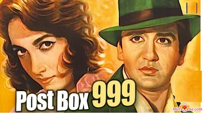 Poster of Post Box 999 (1958) - (Hindi Film)