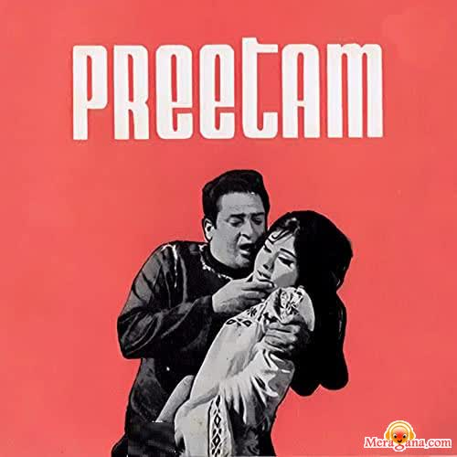 Poster of Preetam (1971)