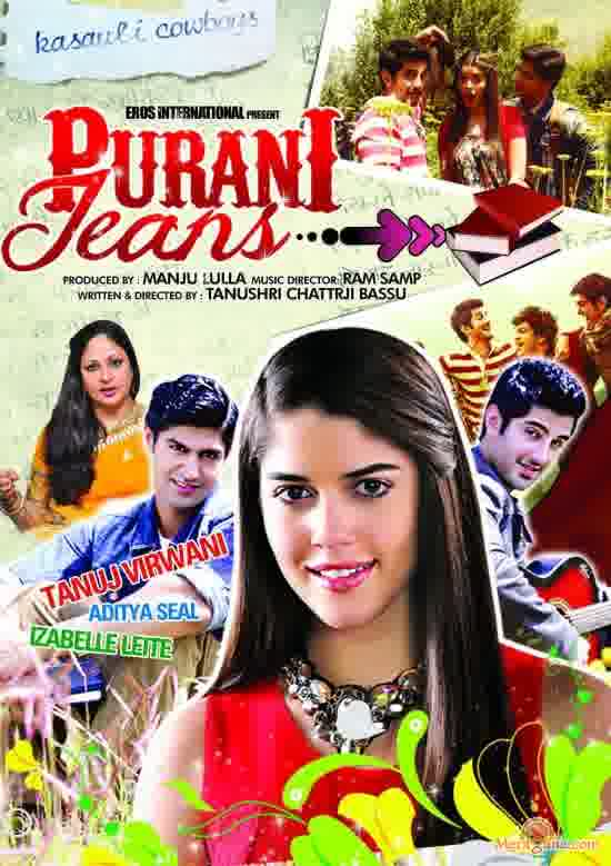 Poster of Purani Jeans (2014) - (Hindi Film)