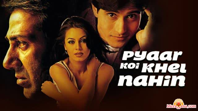 Poster of Pyaar Koi Khel Nahin (1999) - (Hindi Film)