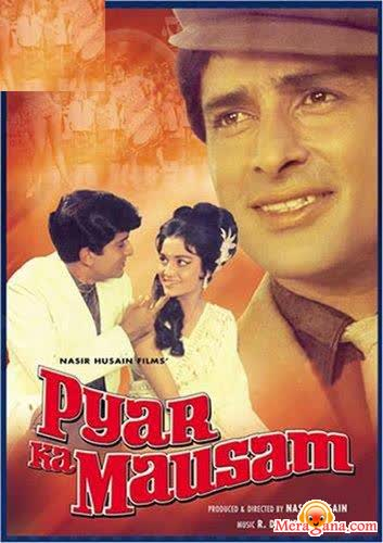 Poster of Pyar Ka Mausam (1969) - (Hindi Film)