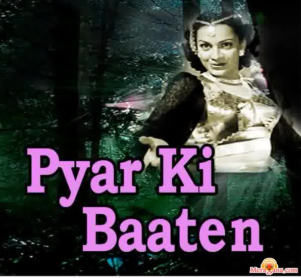 Poster of Pyar Ki Baten (1951) - (Hindi Film)