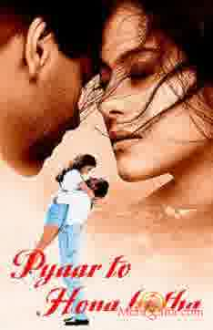Poster of Pyar To Hona Hi Tha (1998) - (Hindi Film)