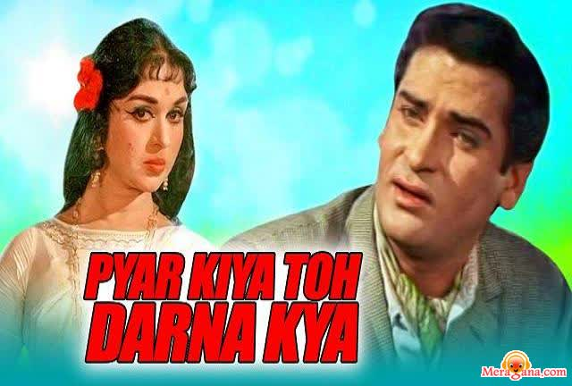 Poster of Pyar Kiya To Darna Kya (1963)